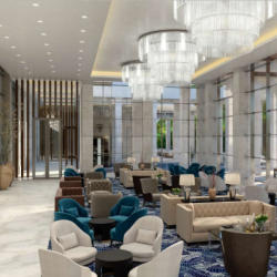 Amavi Hotel - The Lounge Bar